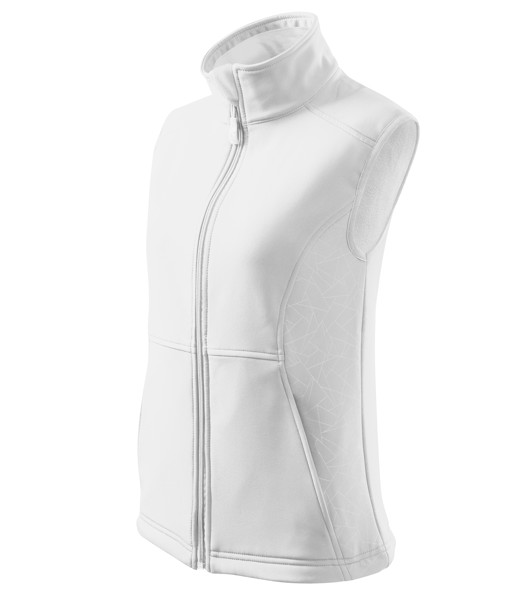 Softshell Vest Ladies Malfini Vision - White / XS