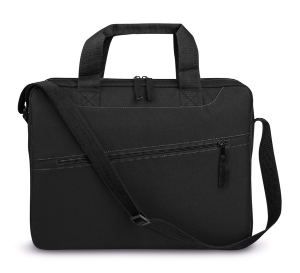 IAN. Laptop bag - Black