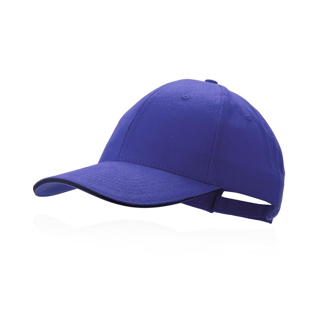 Gorra Rubec - Azul