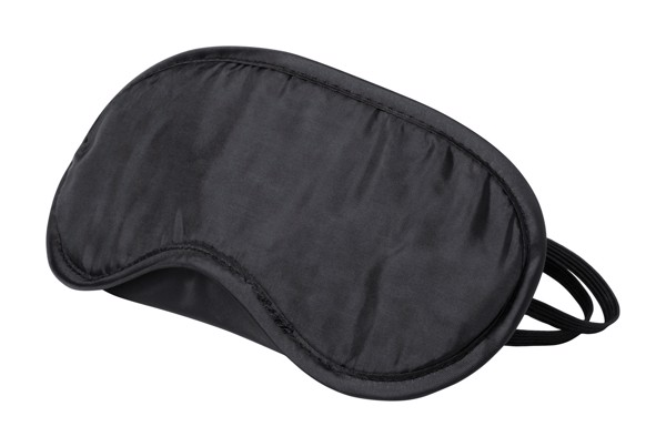 Travel Eye Mask Asleep - Black