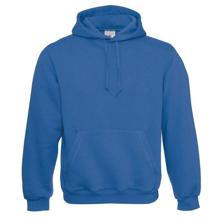 Kapuzen-Sweatshirt Hooded - Royal Blue / XS