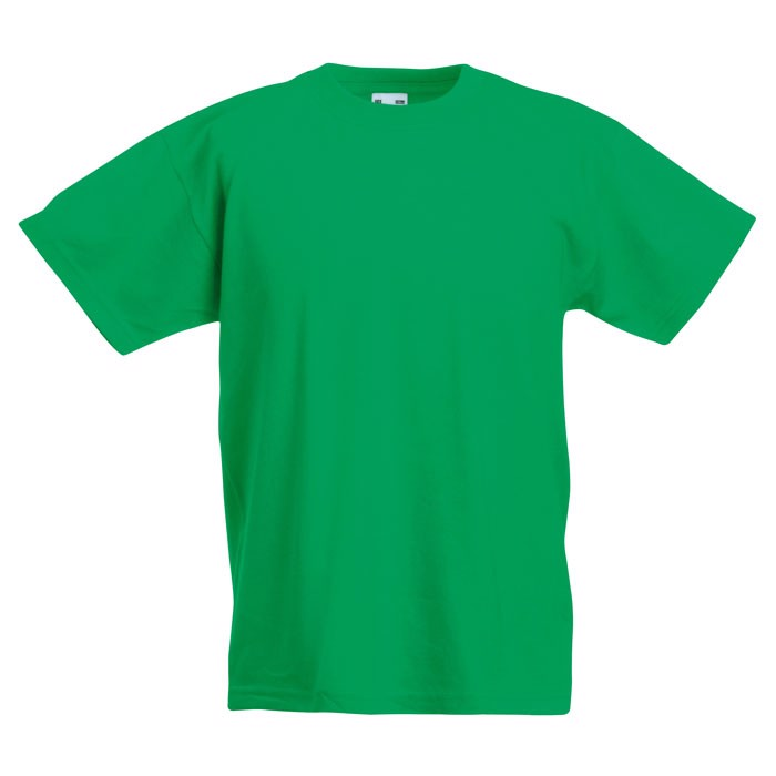 Kids t-shirt 165 g/m² Kids Value Weight 61-033-0 - Kelly Green / L