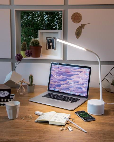 USB töltős lámpa és hangszóró