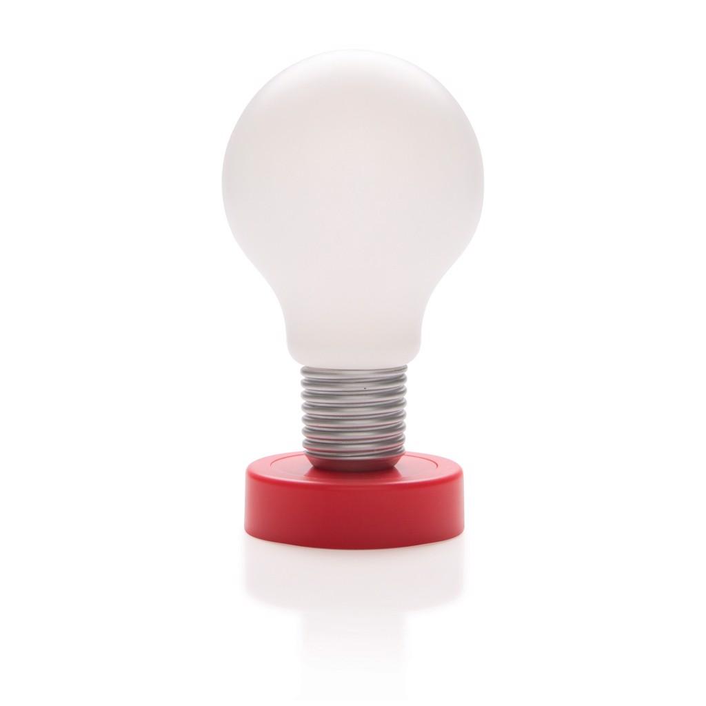 Dotykové světlo - Červená / Bílá