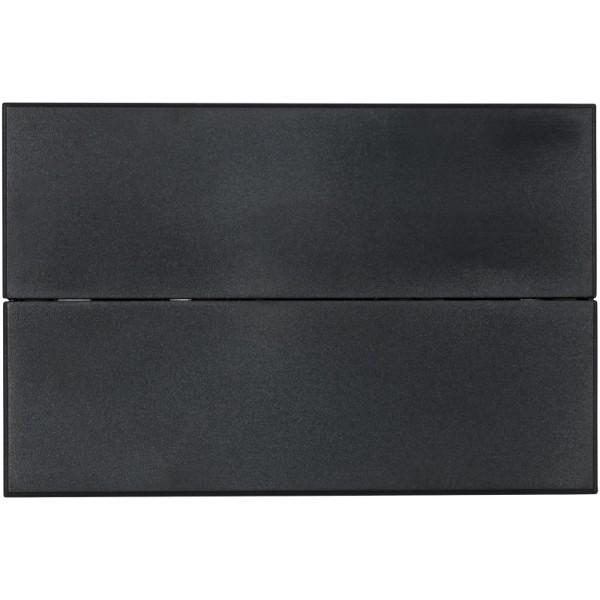 Hunter 3 x 33 foldable binocular - Solid black