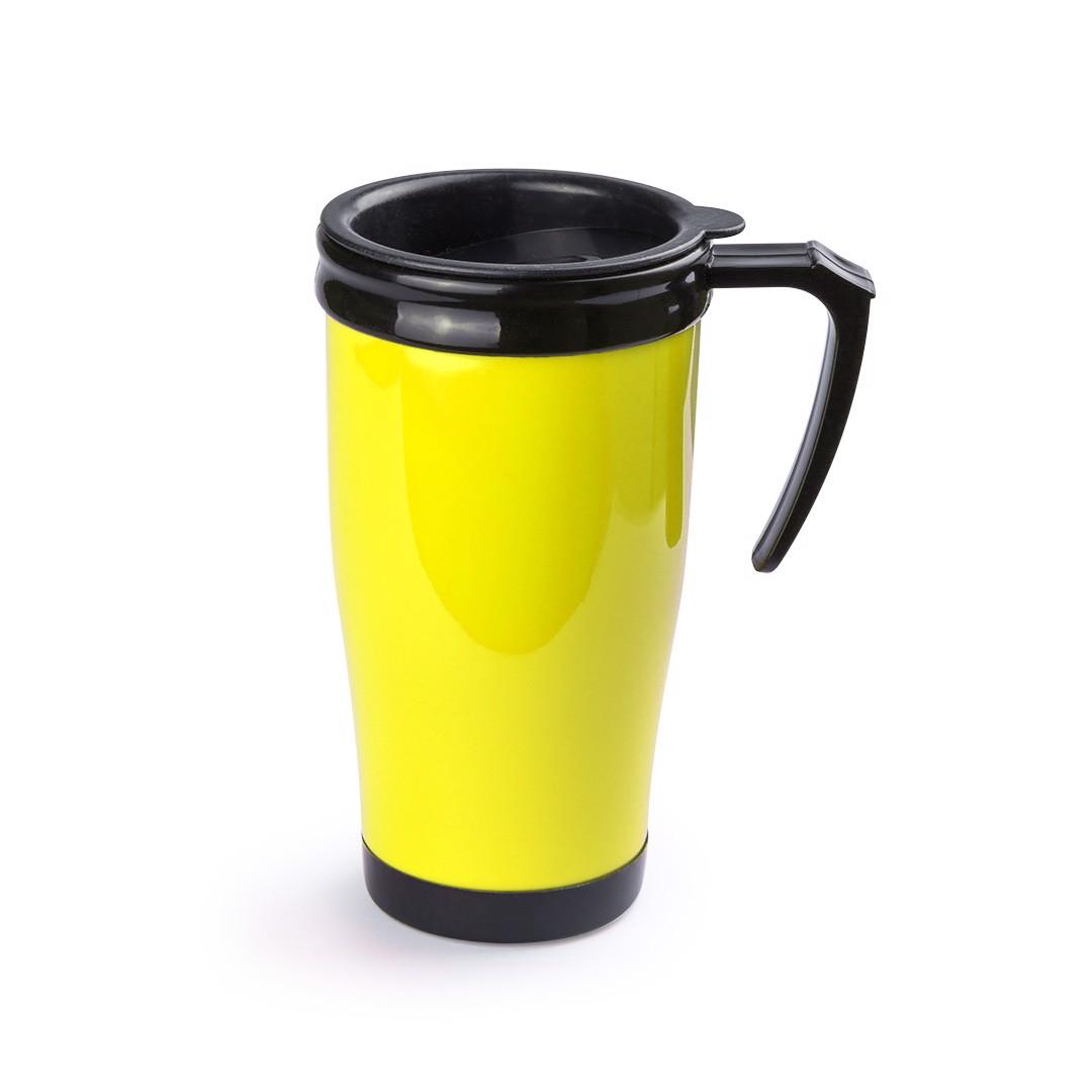 Chávena Colcer - Amarelo