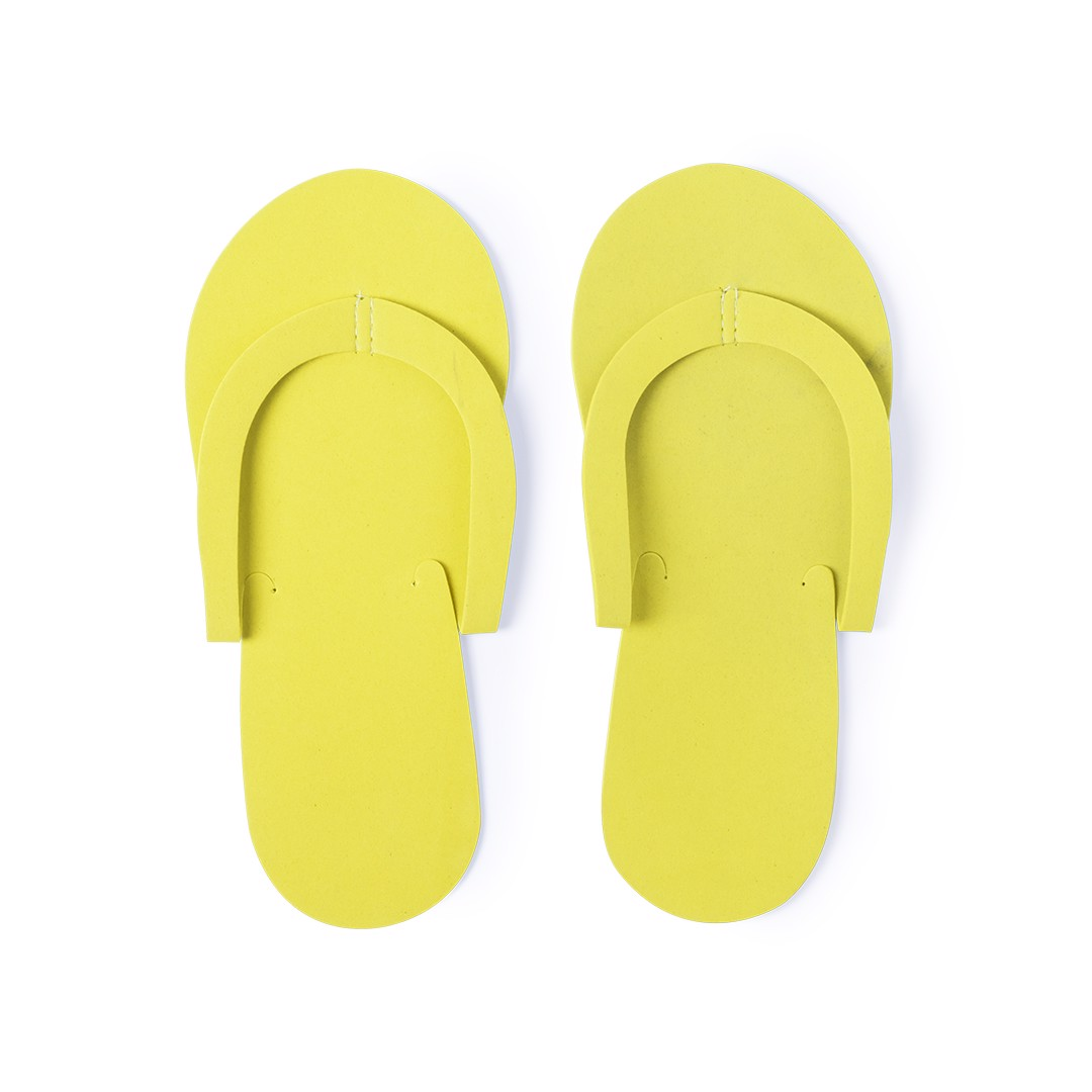 Flip Flops Yommy - Yellow