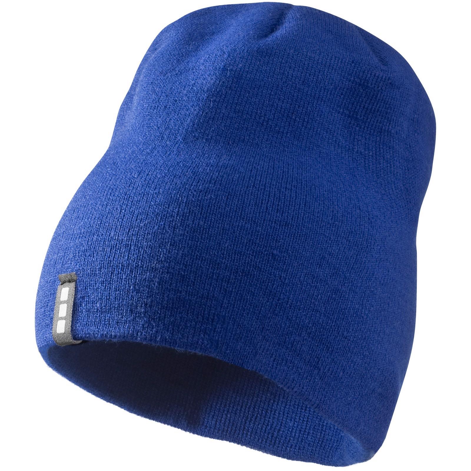 Čepice Level - Světle modrá