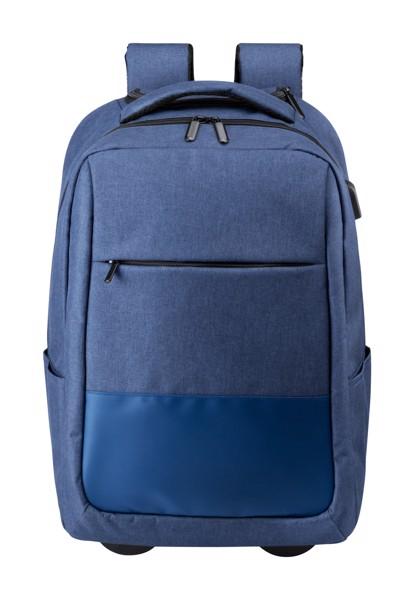 Trolley Backpack Haltrix - Dark Blue