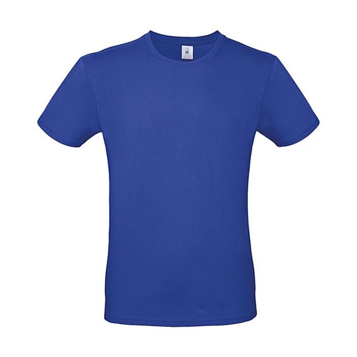 T-shirt 145 g/m² #E150 T-Shirt - Cobalt Blue / M