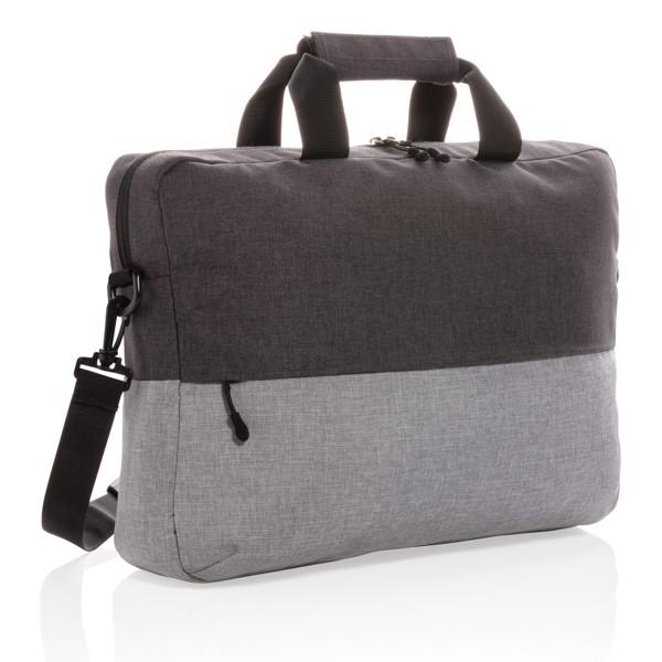 "Duo color RFID taška na 15,6"" notebook z RPET"