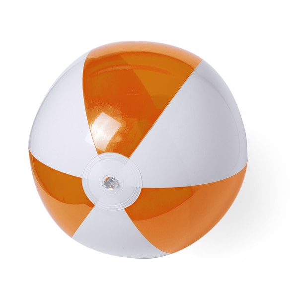 Beach Ball Zeusty - Orange