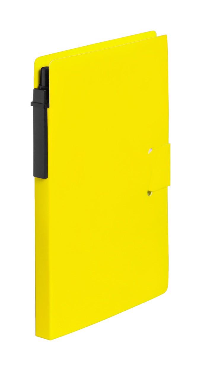 Blok Prent - Žlutá