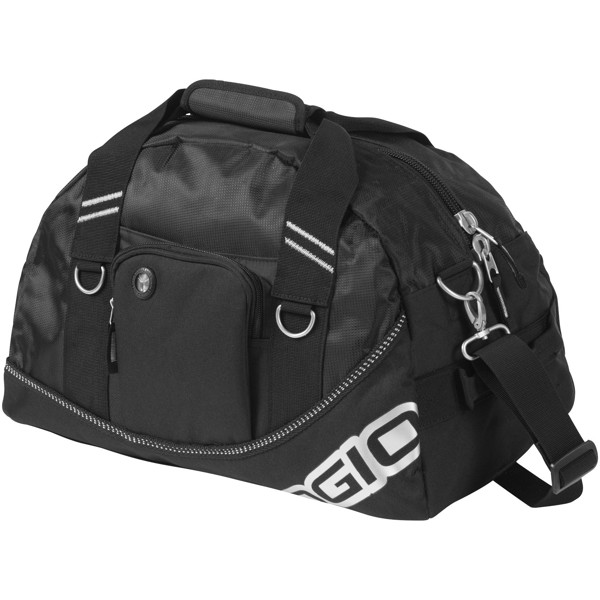 Half-dome duffel bag - Solid black