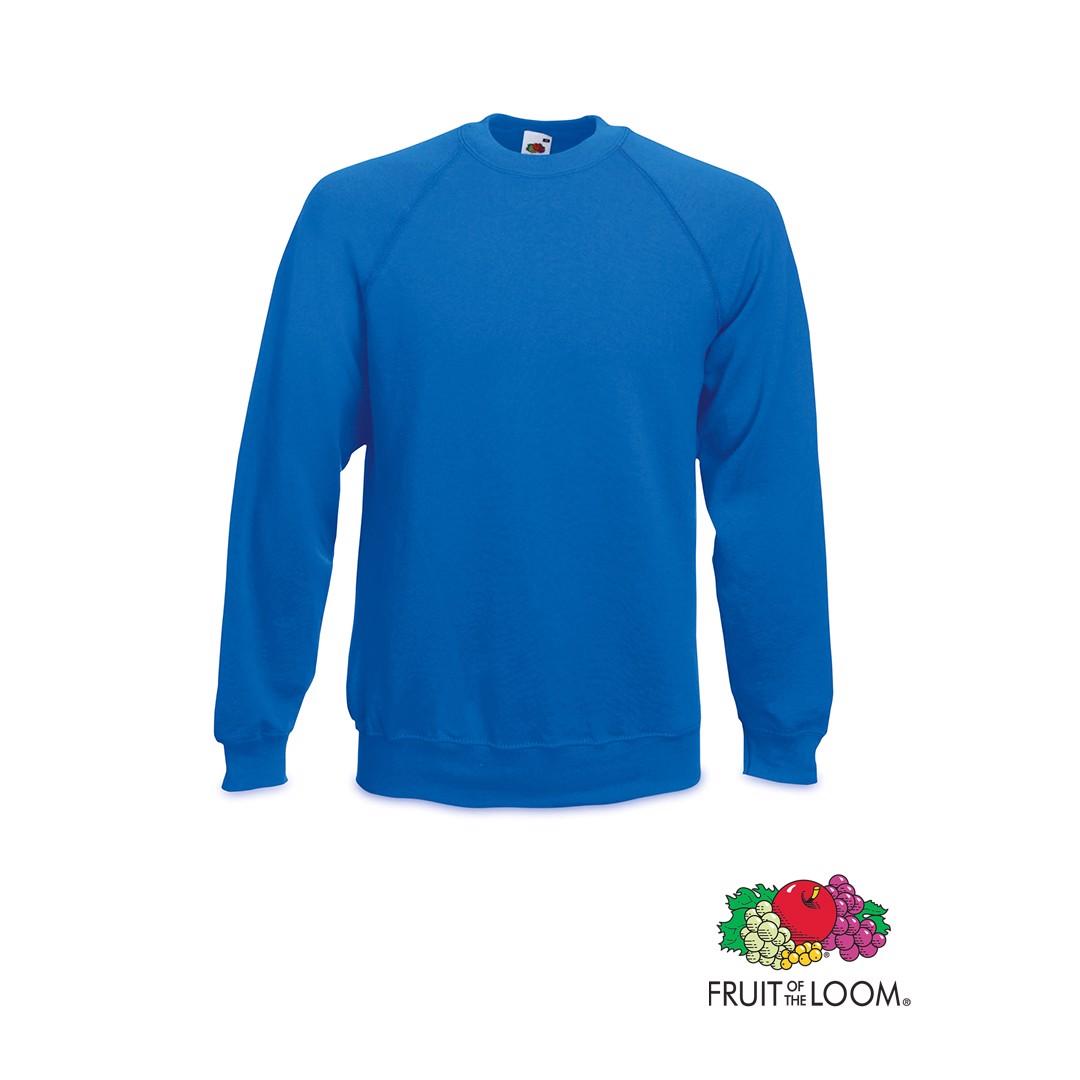 Sudadera Raglan - Azul / 7-8