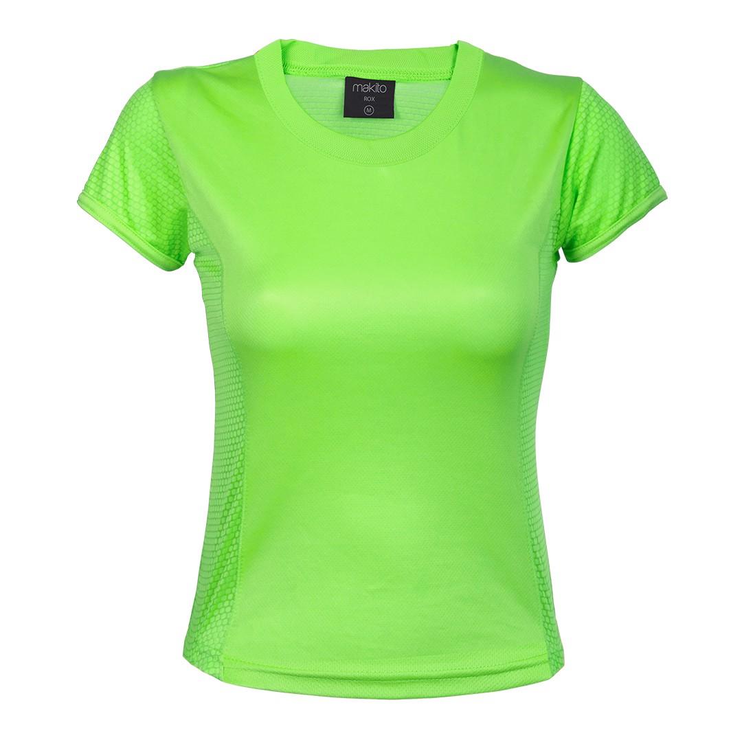 Camiseta Mujer Tecnic Rox - Verde Claro / S
