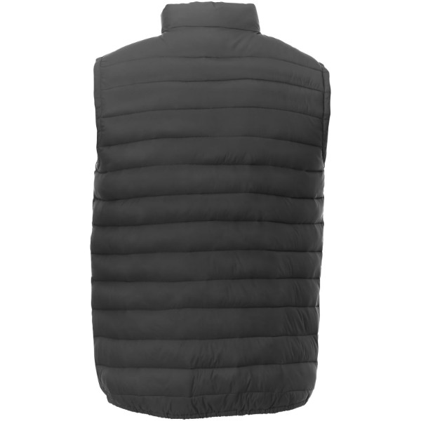 Pallas men's insulated bodywarmer - Storm Grey / S