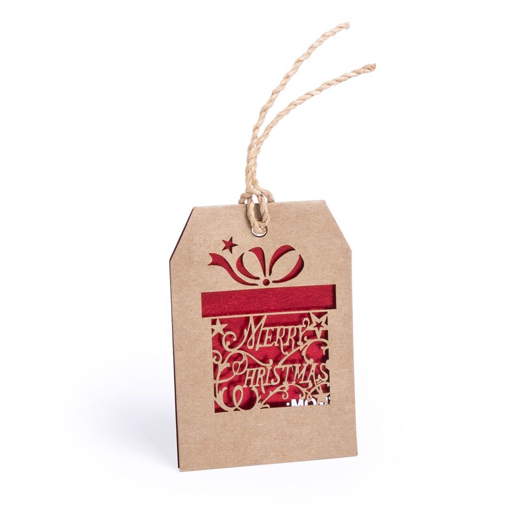 Postal de Natal Goslak - A/ Feliz Natal