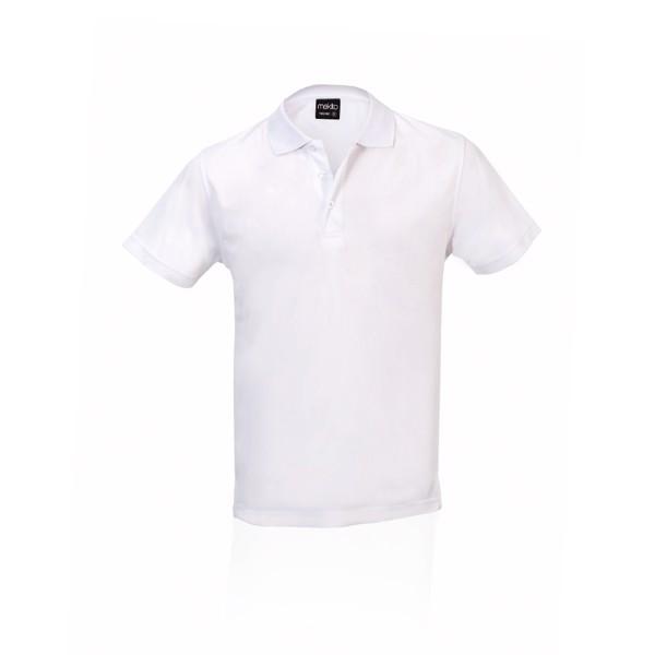 Polo Tecnic - Blanco / XL