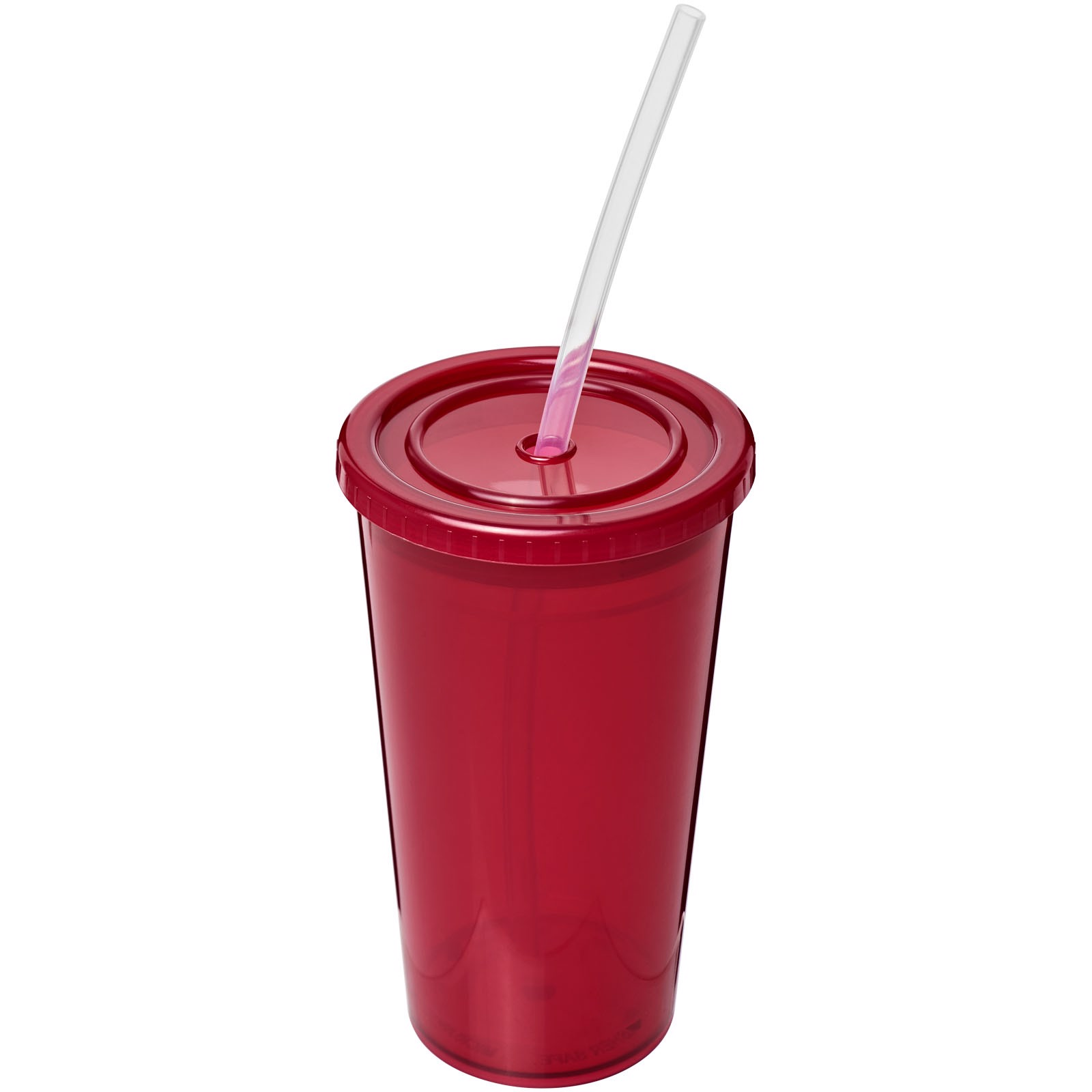 Stadium 350 ml double-walled cup - Magenta