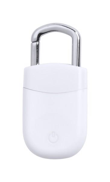 Bluetooth Hledač Klíčů Jackson - Bílá / Bílá