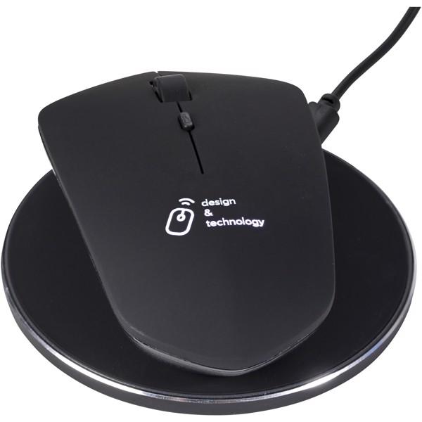 SCX.design O21 mysz ładowana bezprzewodowo