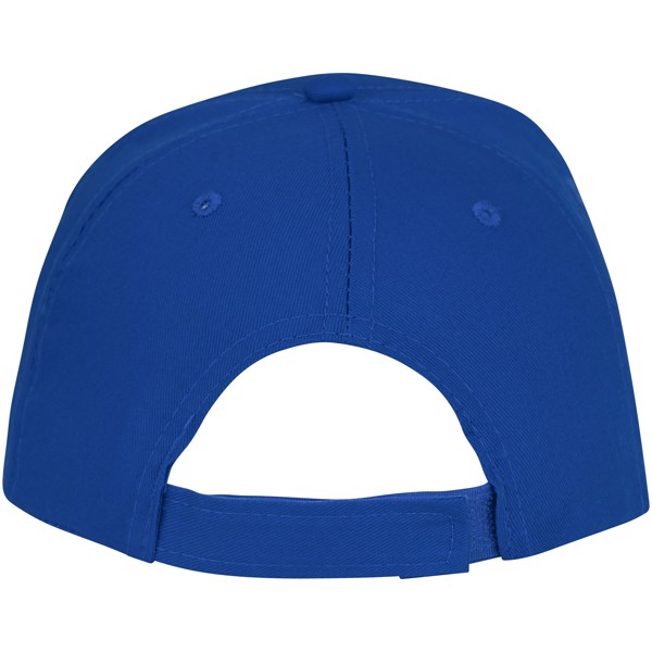 Ceto 5 panel sandwich cap - Blue