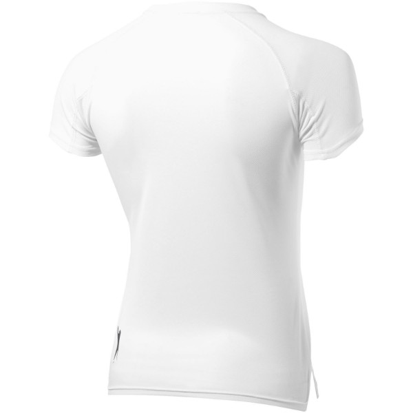 Serve short sleeve women's cool fit t-shirt - White / L