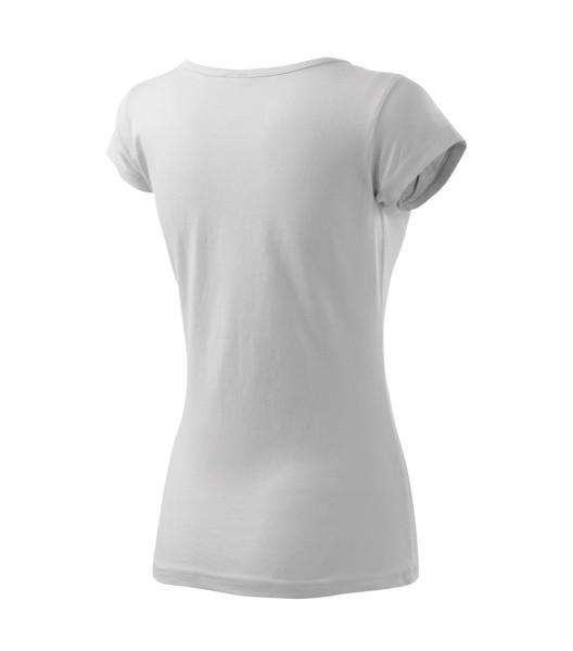 T-shirt Ladies Malfini Pure - White / S