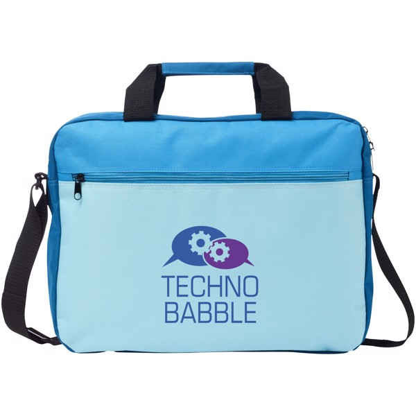 Trias conference bag - Blue
