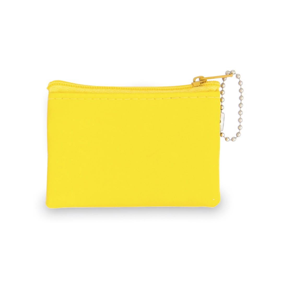 Porta-Moedas Zesh - Amarelo