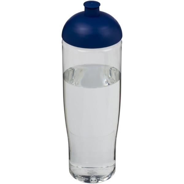 Sportovní láhev s kupolovitým víčkem H2O Tempo® 700 ml - Modrá