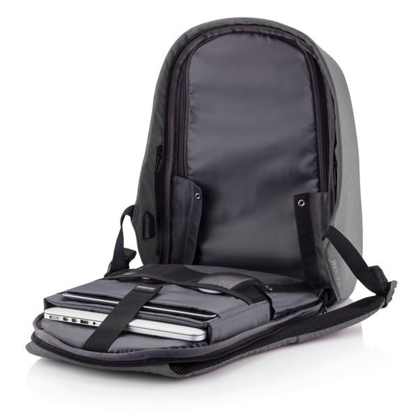 Nedobytný batoh Bobby Hero Regular - Šedá / Černá