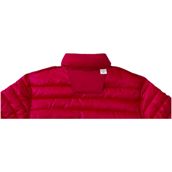 Athenas men's insulated jacket - Red / XL