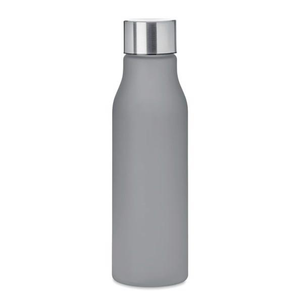 Butelka RPET 600 ml Glacier Rpet - przezroczysty szary