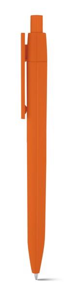 RIFE. Ball pen with slot for doming - Orange