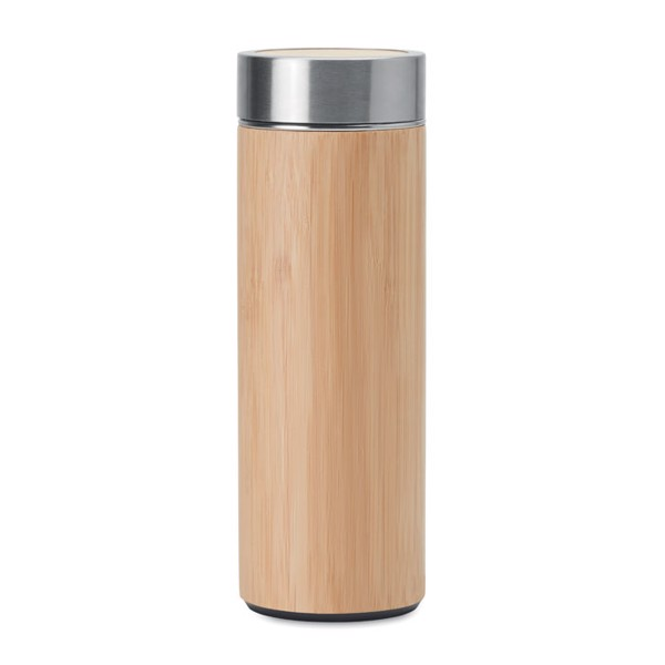 Double wall bamboo flask Batumi
