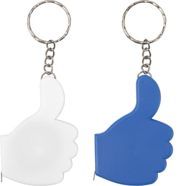 PE 2-in-1 key holder - Light Blue