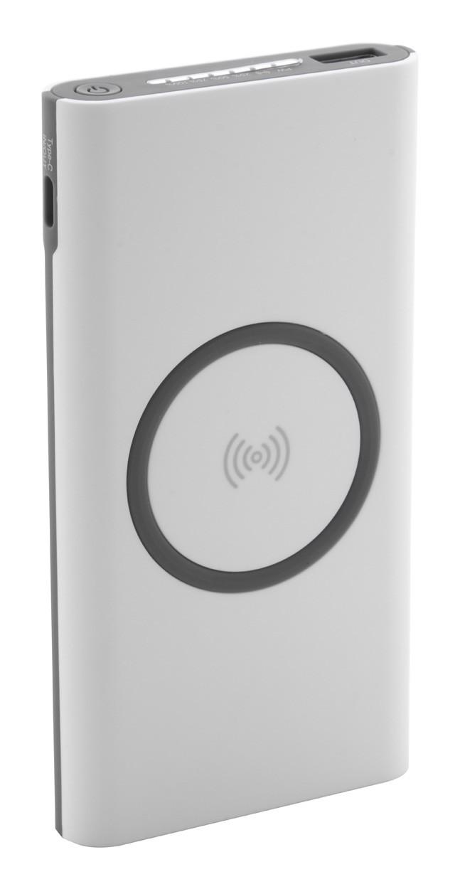 Polnilna baterija Quizet - bela