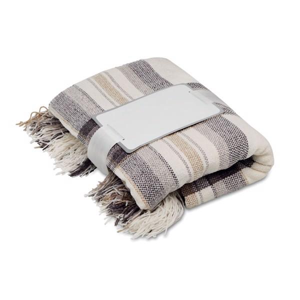 Chenille blanket Sionmatt - Beige