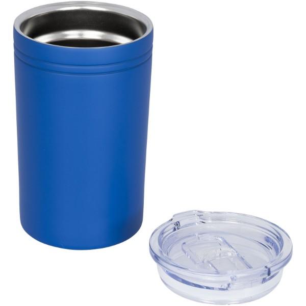 """Vaso de 330 ml con aislamiento al vacío de doble pared """"Pika"""" - Azul real"""