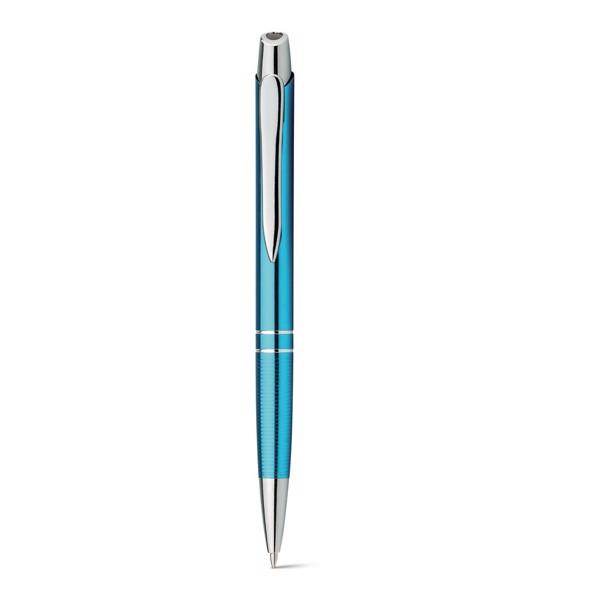 MARIETA METALLIC. Bolígrafo de aluminio - Cromado