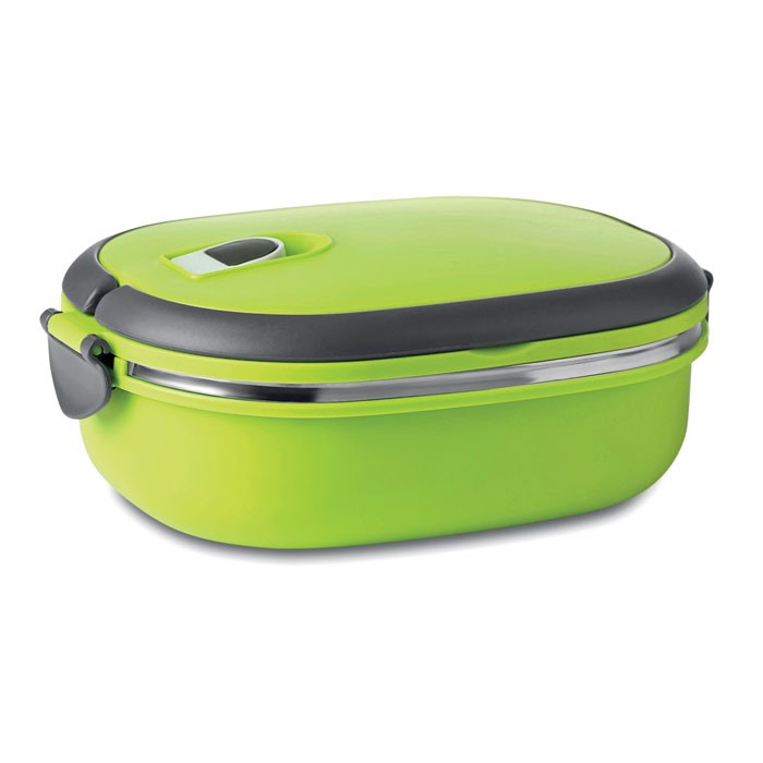 Lunch box with air tight lid Delux Lunch - Lime