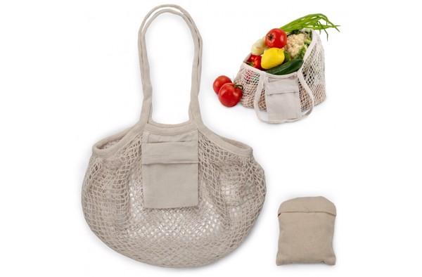 Foldable mesh bag OEKO-TEX® certified