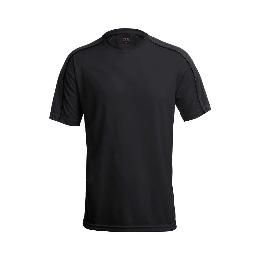 T-Shirt Adulto Tecnic Dinamic - Preto / M