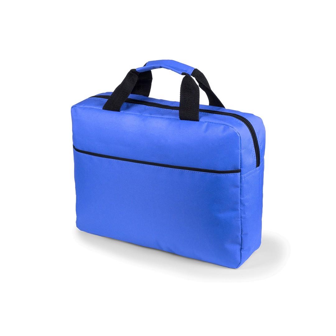 Portadocumentos Hirkop - Azul