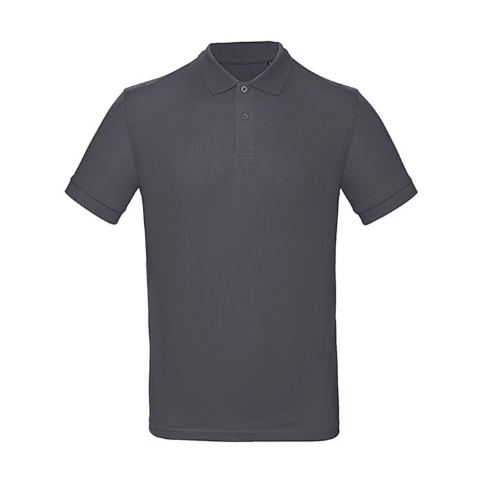 Polo men Poloshirt - Dark Grey / XXL