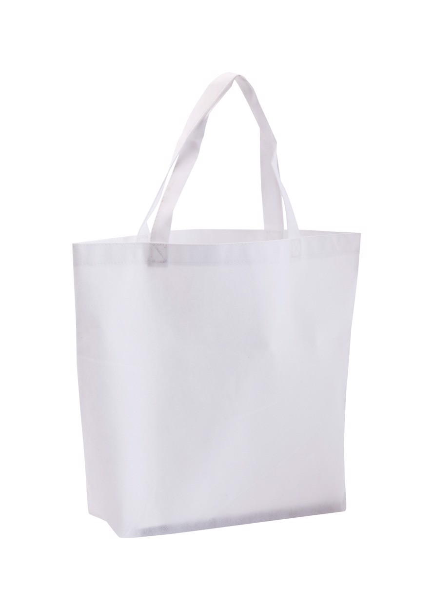Geantă Cumpărături Shopper - Alb
