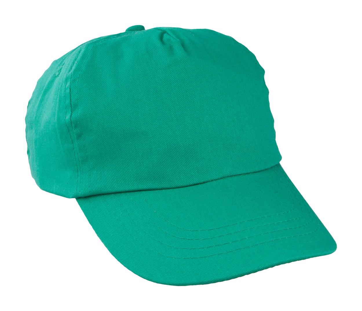 Baseballová Čepice Sport - Zelená