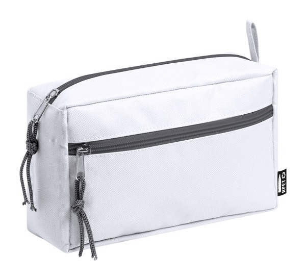 Rpet Cosmetic Bag Kopel - White